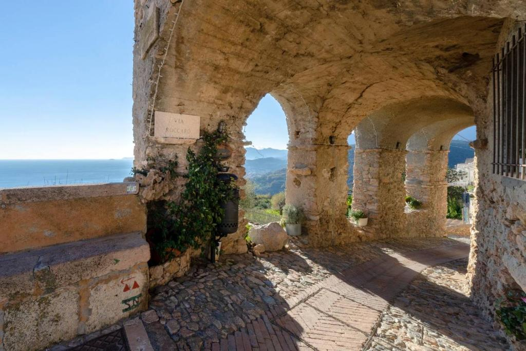 Alojamiento Vacacional Hintown Astonishing Sea view Apartment in Verezzi