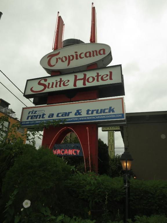 Tropicana Suite Hotel