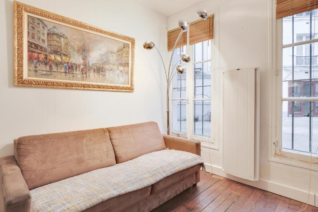 Apartamento de 1 dormitorio Superb apartment for 6 in the heart of Paris