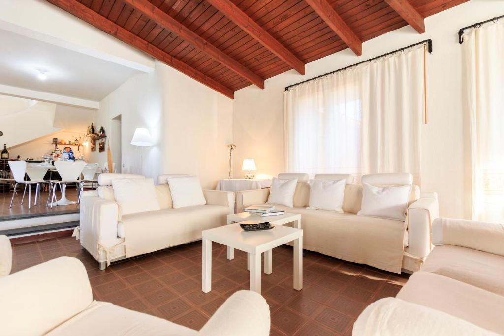 Casa Paula - Luxuriöse Villa am schönsten Strand Italiens bild2