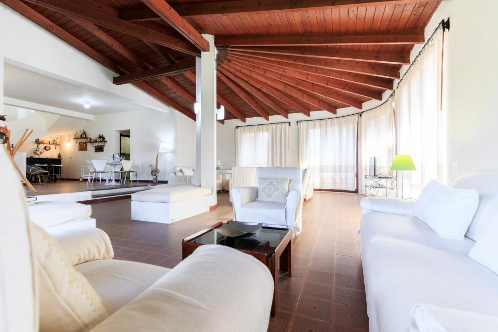 Casa Paula - Luxuriöse Villa am schönsten Strand Italiens bild9