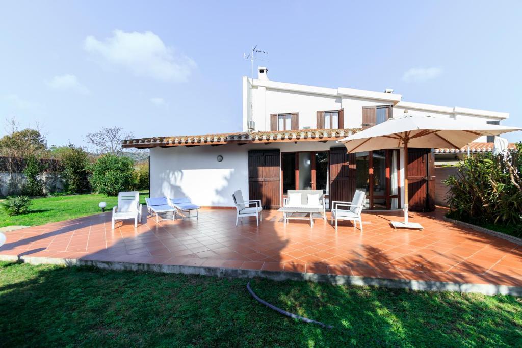 Casa Paula - Luxuriöse Villa am schönsten Strand Italiens bild8