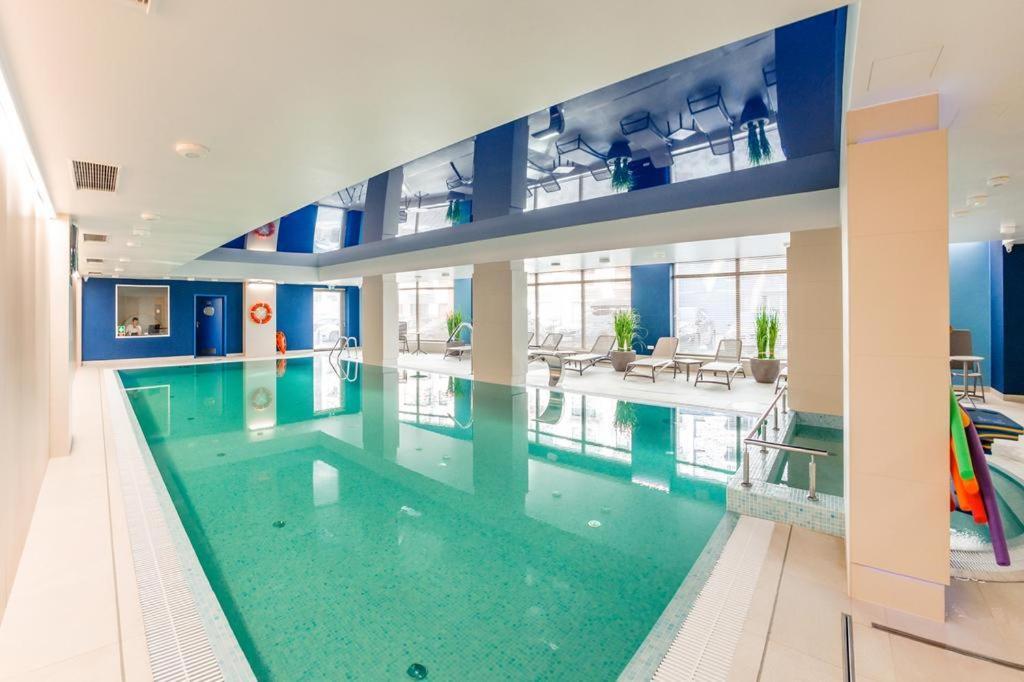 noclegi Gdańsk Flats For Rent - Chmielna Riverside 37 Spa&Wellness