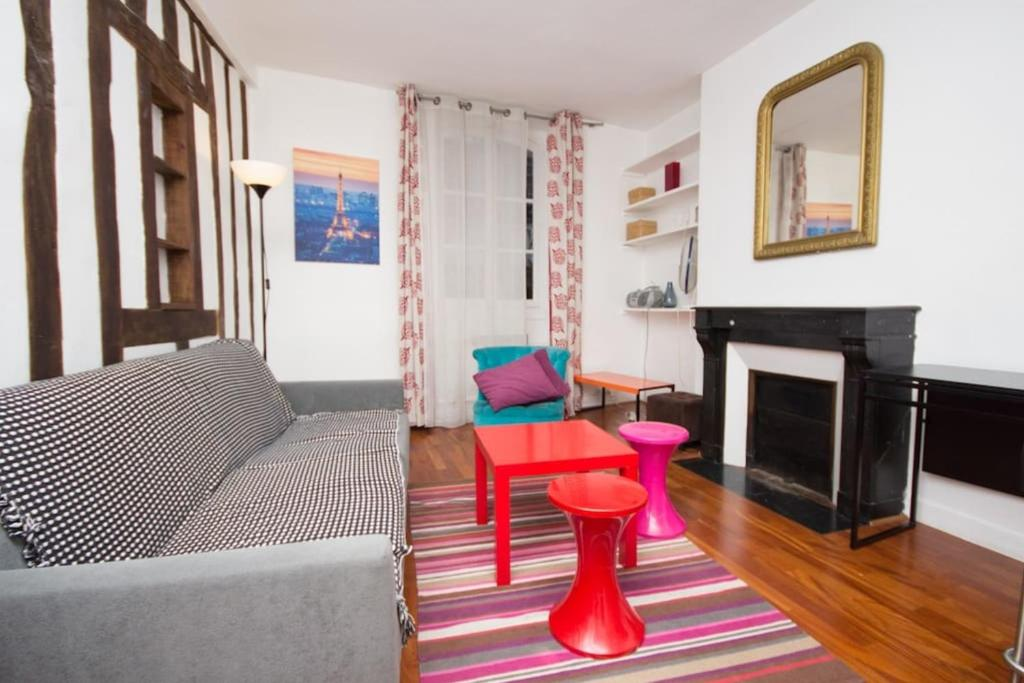 Apartamento HostnFly apartments - Charming apartment in the Marais district