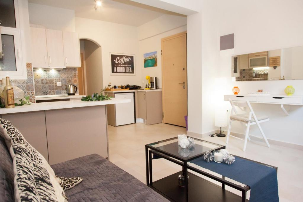 Charming Apartment In Mets/Central Athens Minutes From Syntagma