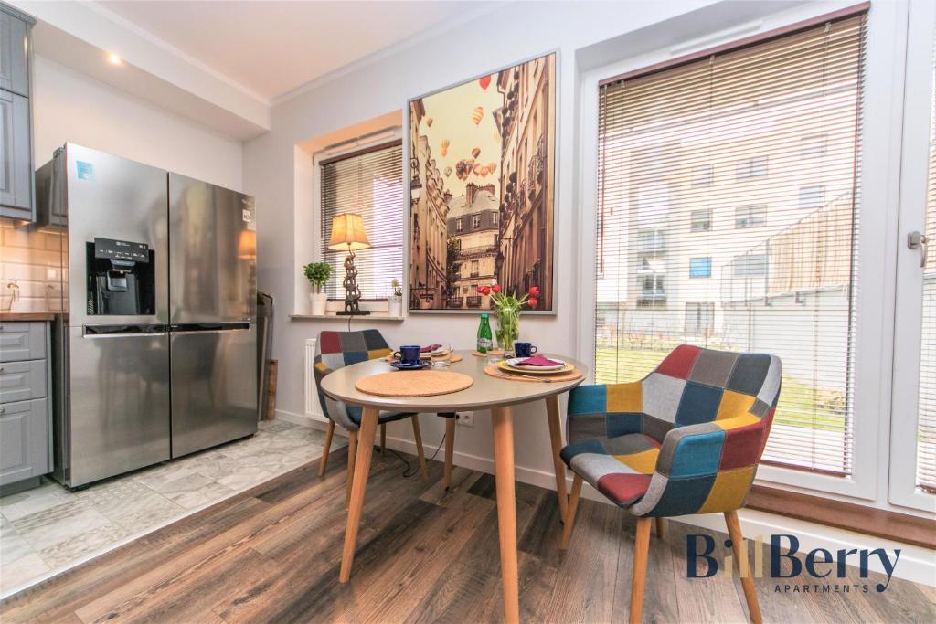 noclegi Gdynia BillBerry Apartments - Like Home