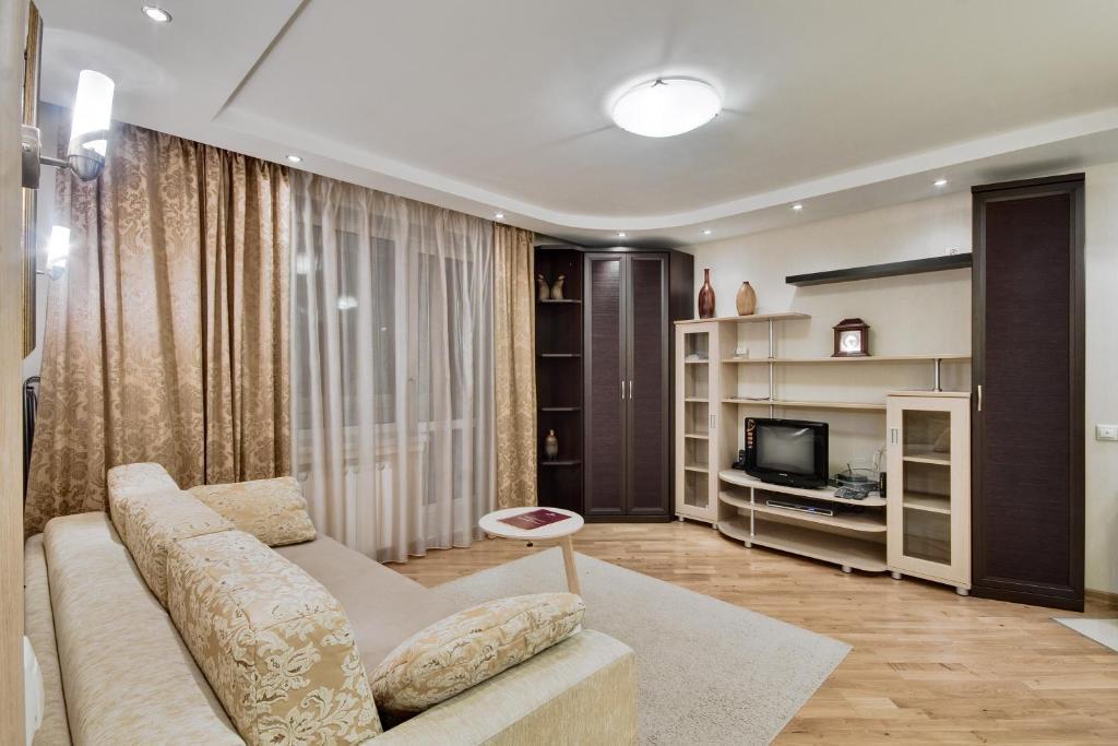 Апартаменты Якиманка