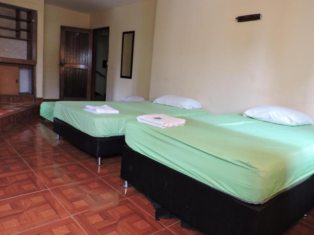 Hotel Ayacucho Real