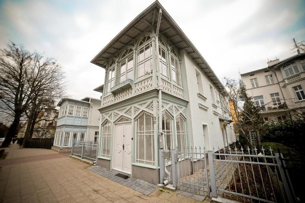 noclegi Sopot Apartament Haffnera 30