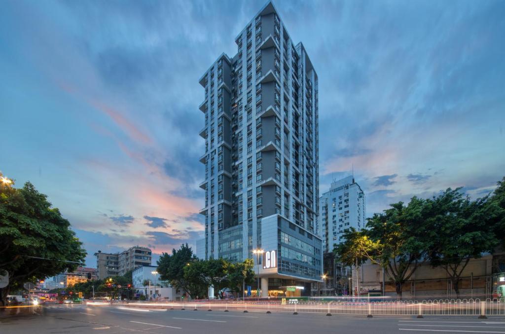 CityNote Hotel Shangxiajiu Pedestrian Guangzhou