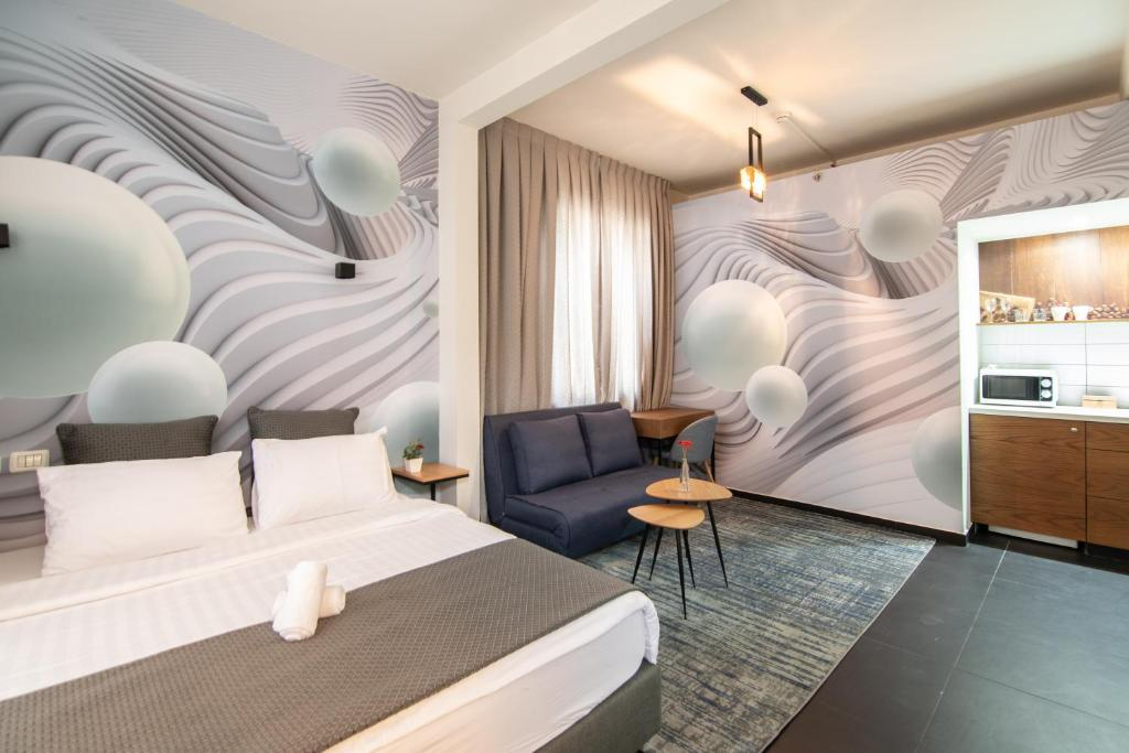 27 Montefiore - Urban ApartHotel TLV