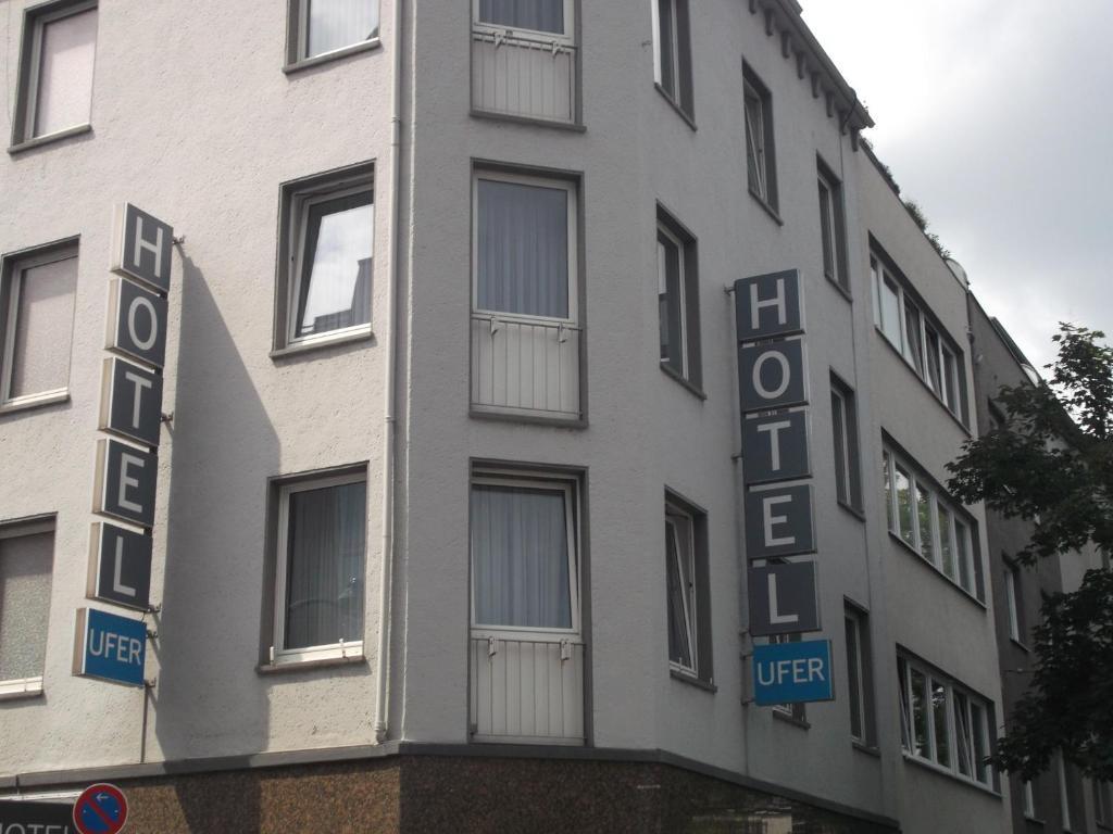 art hotel ufer d sseldorf prenotazione on line viamichelin. Black Bedroom Furniture Sets. Home Design Ideas