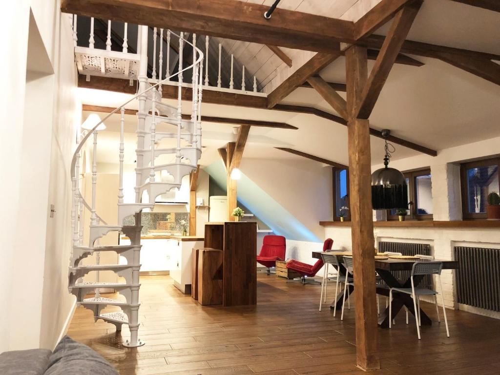 Bednarska 18 - Loft by Homeprime