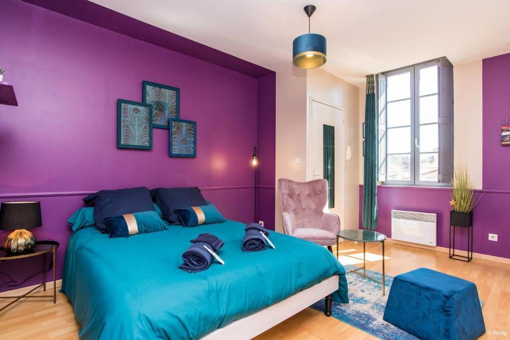 Appartement Le Paon
