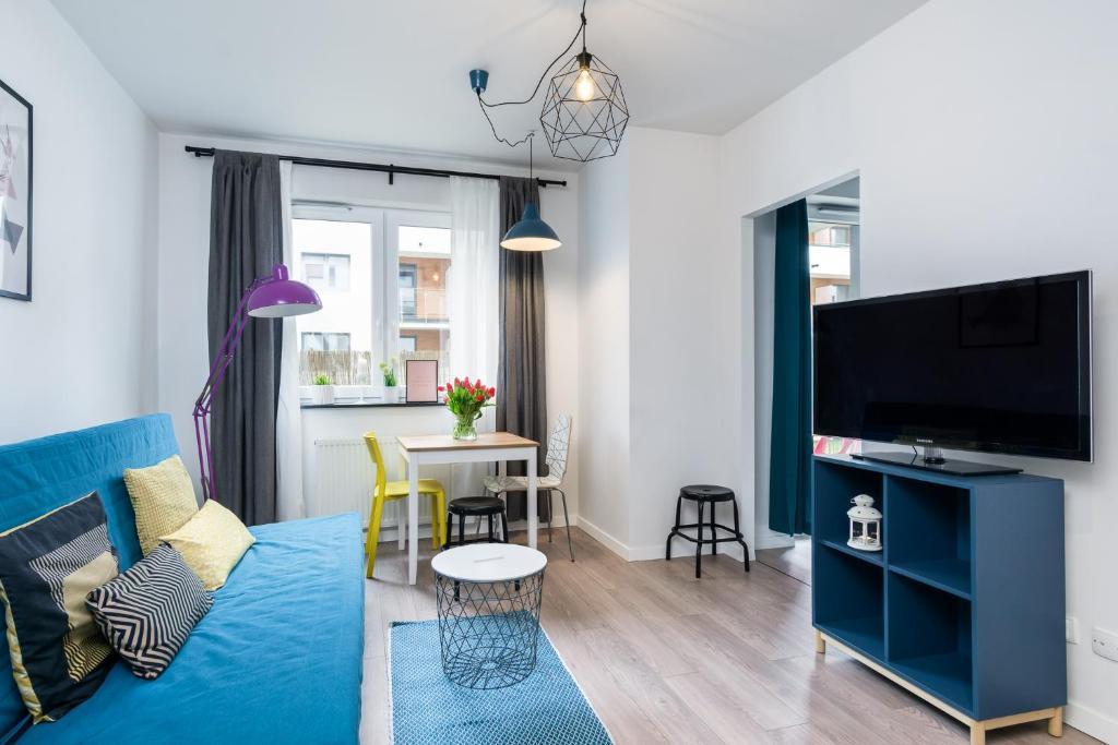noclegi Gdańsk Elite Apartments Olivia Business Center