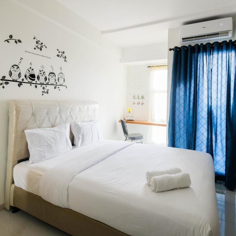 Minimalist Studio Apartment at Akasa Pure Living BSD By ...