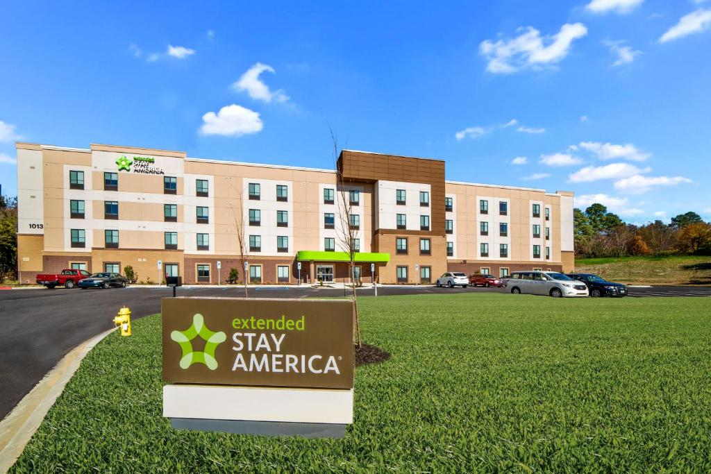 Extended Stay America Premier Suites - Greenville - Woodruff Road