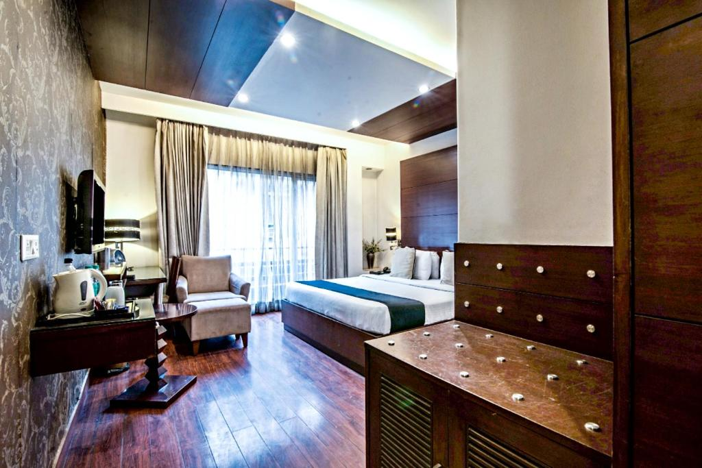 The Grand Vikalp by Orion Hotels