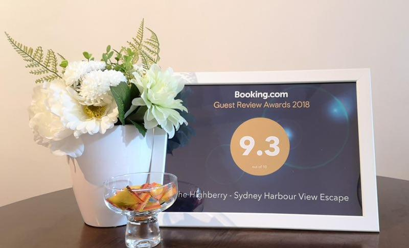 The Highberry - Sydney Harbour View Escape