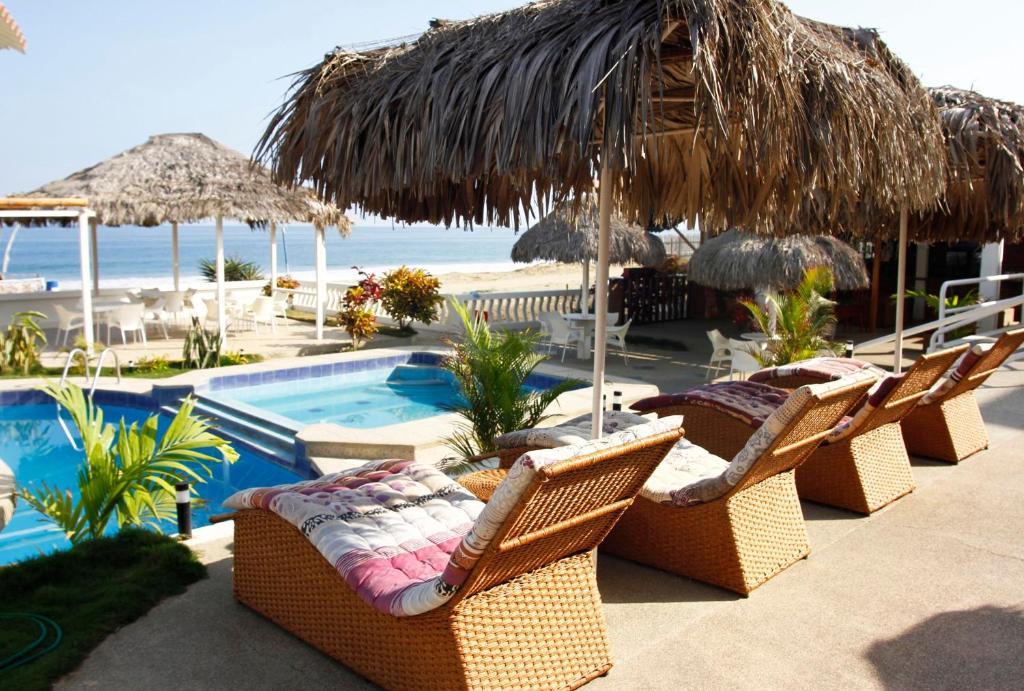 Villa Kite Viamichelin Hotel Santa Marianita Ec131401