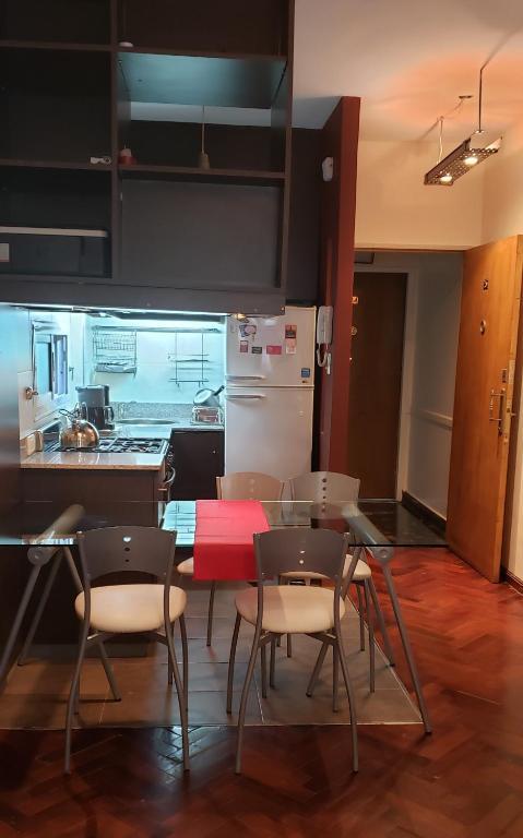 Confortable 2 ambientes en Recoleta Excelente Ubicacion