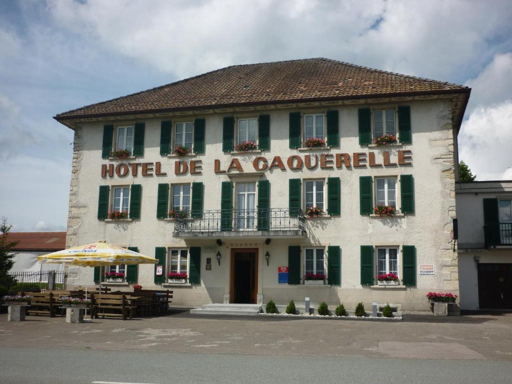 Terrasse Restaurant Delemont
