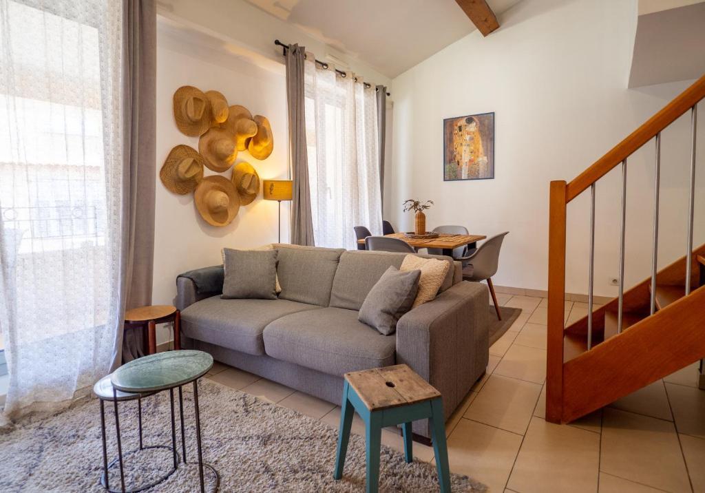 Duplex Vieux Port - Cannes