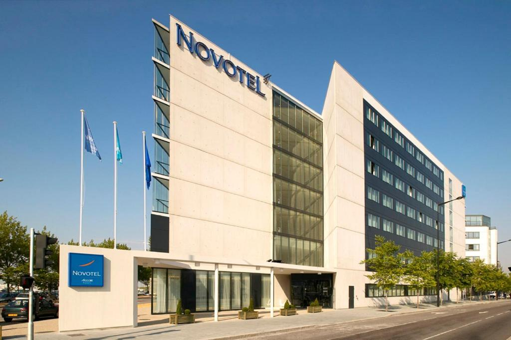 novotel le havre centre gare r servation gratuite sur viamichelin. Black Bedroom Furniture Sets. Home Design Ideas