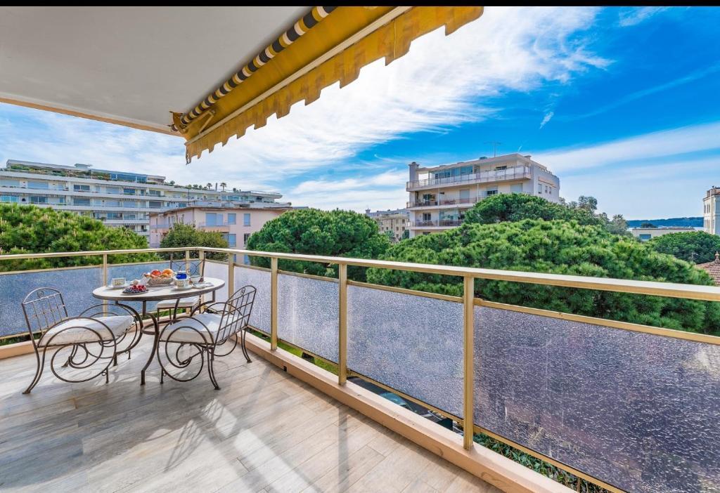 Appartement Grande Terrasse Cannes