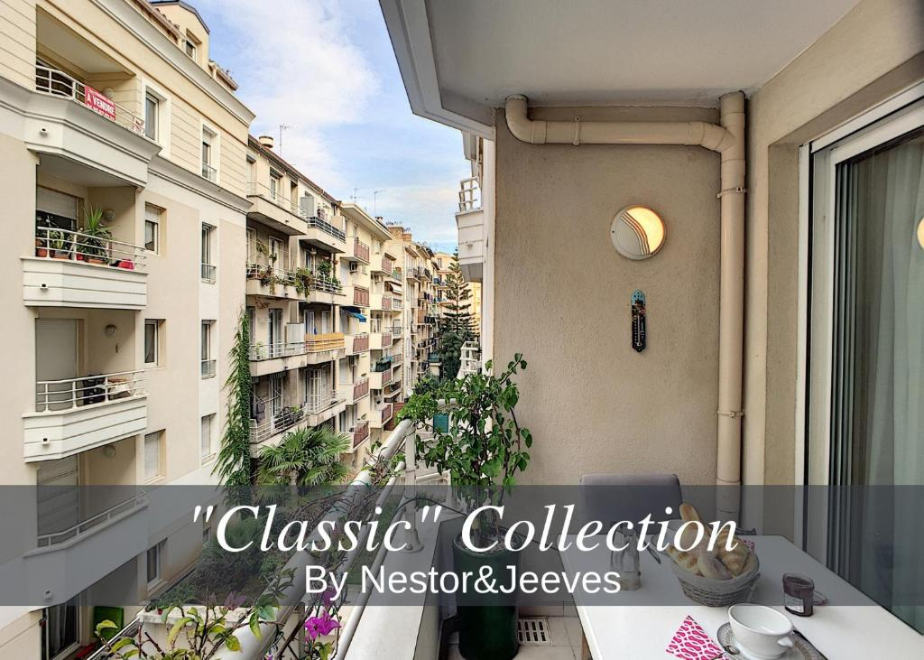 Nestor&Jeeves - VILLA HARMONIE TERRASSE - Central - Free parking