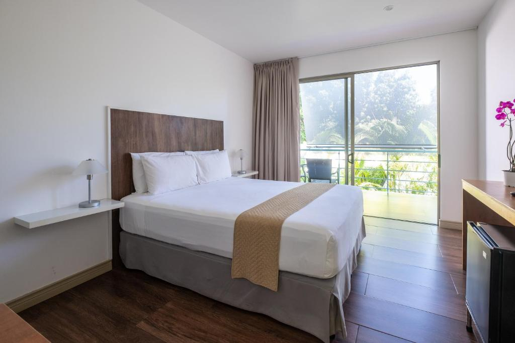 Double Room with Terrace Hotel Vela Bar- Adults Only