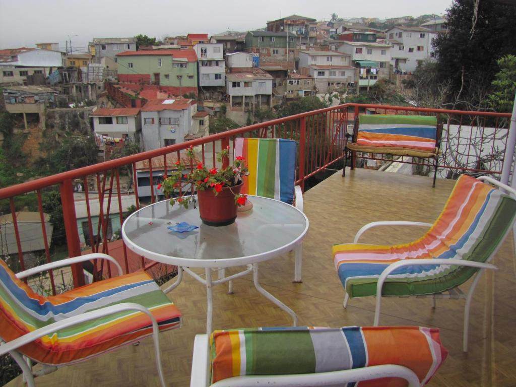 Bed And Breakfast El Mirador De Valparaiso