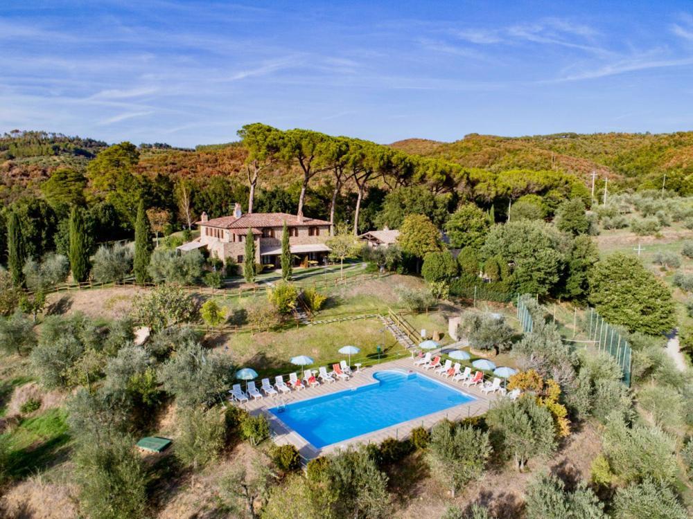Popoltaio-Schiacciato Villa Sleeps 4 Pool T762687