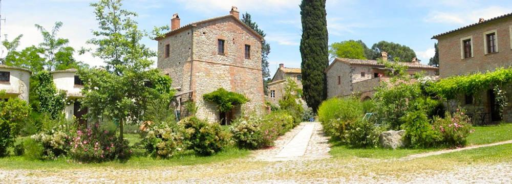 Monte Santa Maria Tiberina Villa Sleeps 6 Pool WiFi