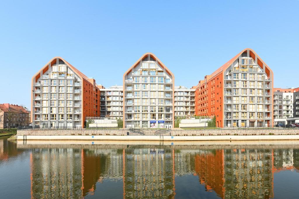 noclegi Gdańsk Downtown Apartments Aura