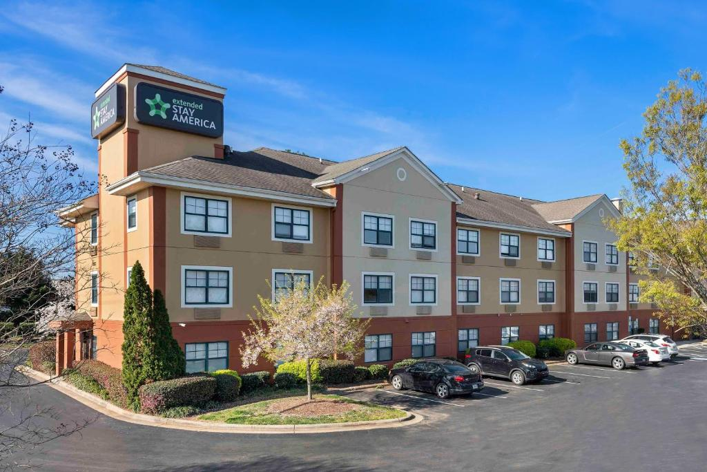 Extended Stay America Suites - Charlotte - University Place