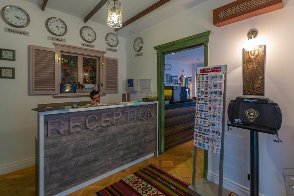 Deniz Inn Boutique Hotel