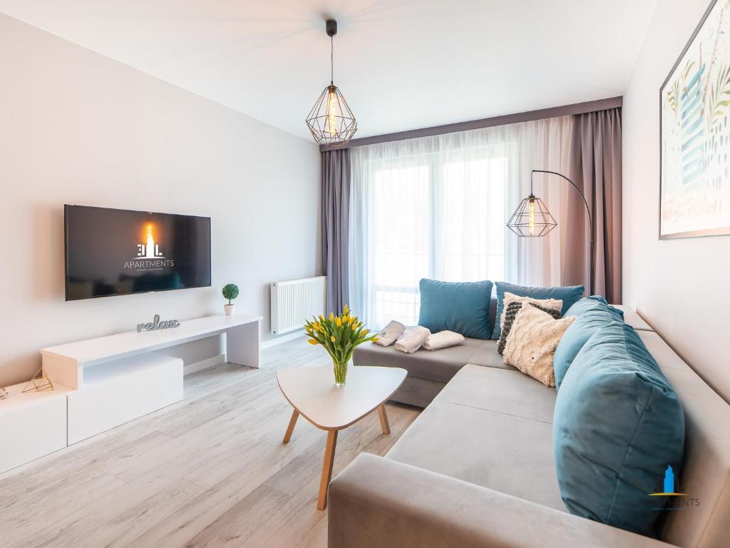noclegi Kołobrzeg 3L Apartments Aquarius