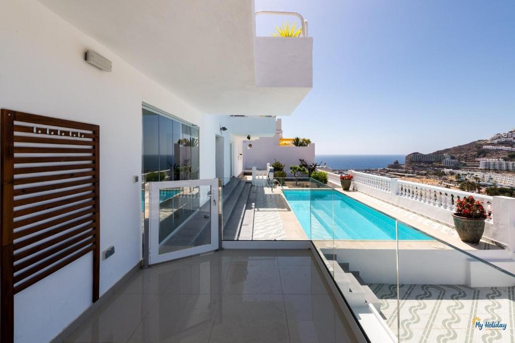 Soothing Sea Apartment In 35130 Puerto Rico De Gran Canaria
