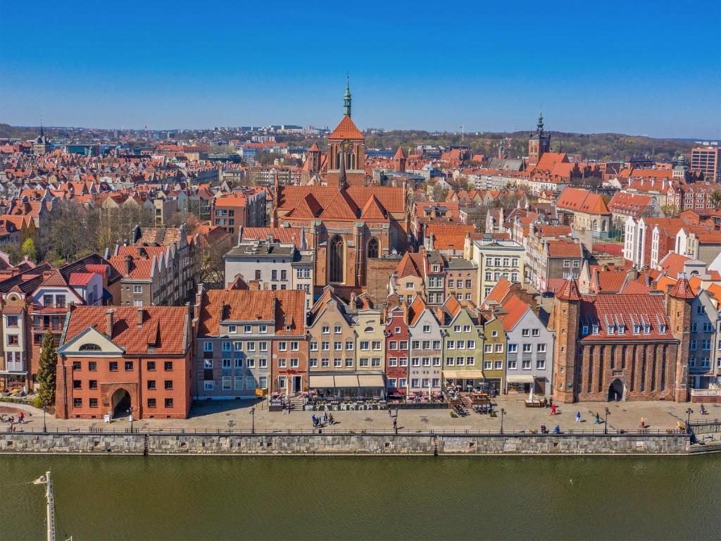 noclegi Gdańsk Apartament Starogdański Nad Motławą