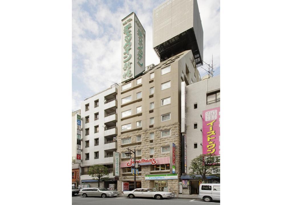 Hotel Check In Shimbashi
