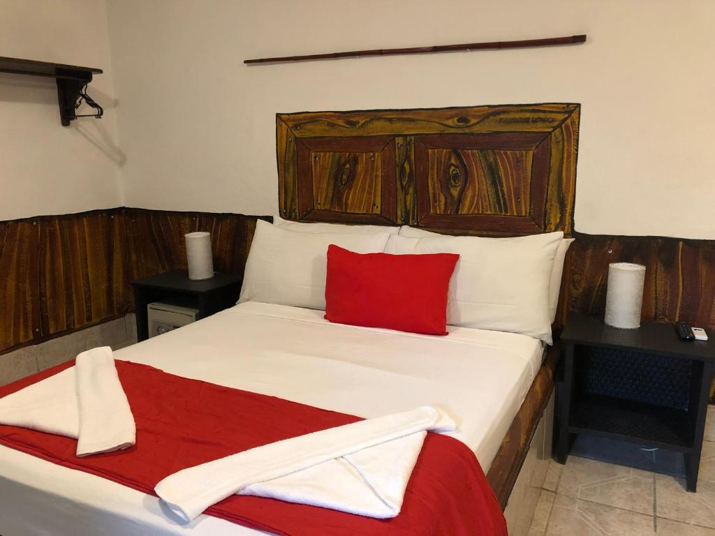 Standard Double Room Hotel Mimos