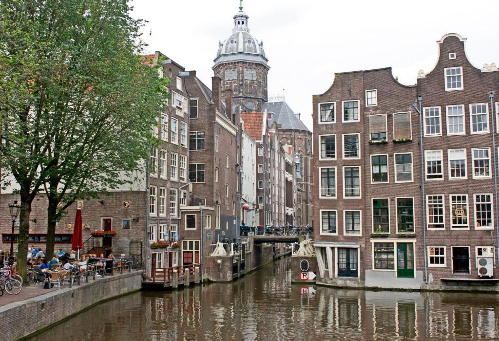 Amsterdam Hotel De Mallemoolen