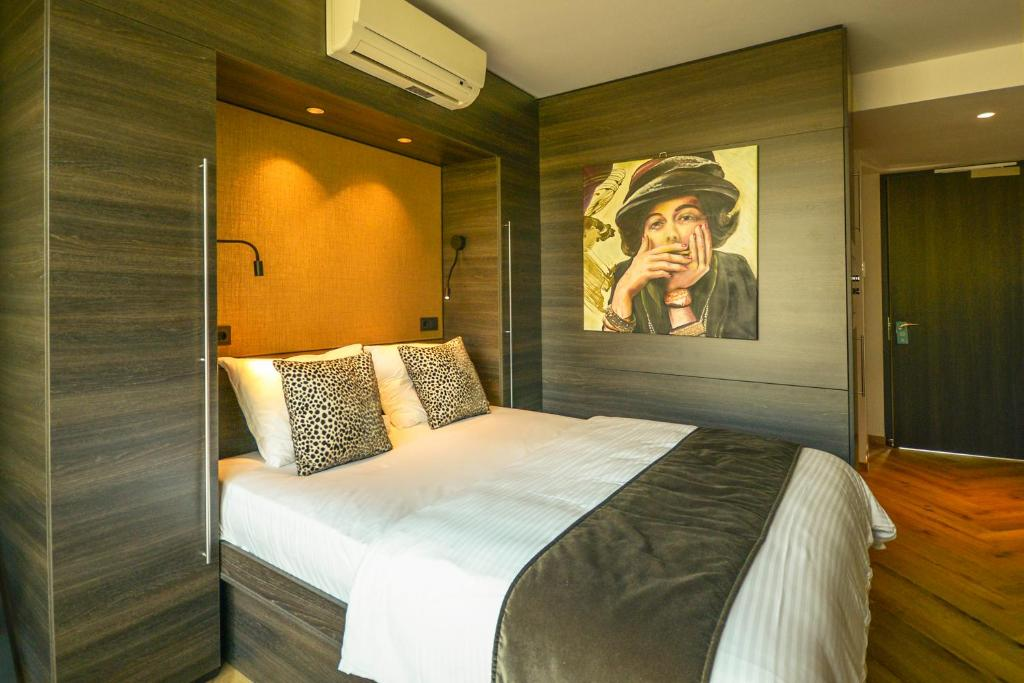 Double Room Boutique Hotel Karel de Stoute
