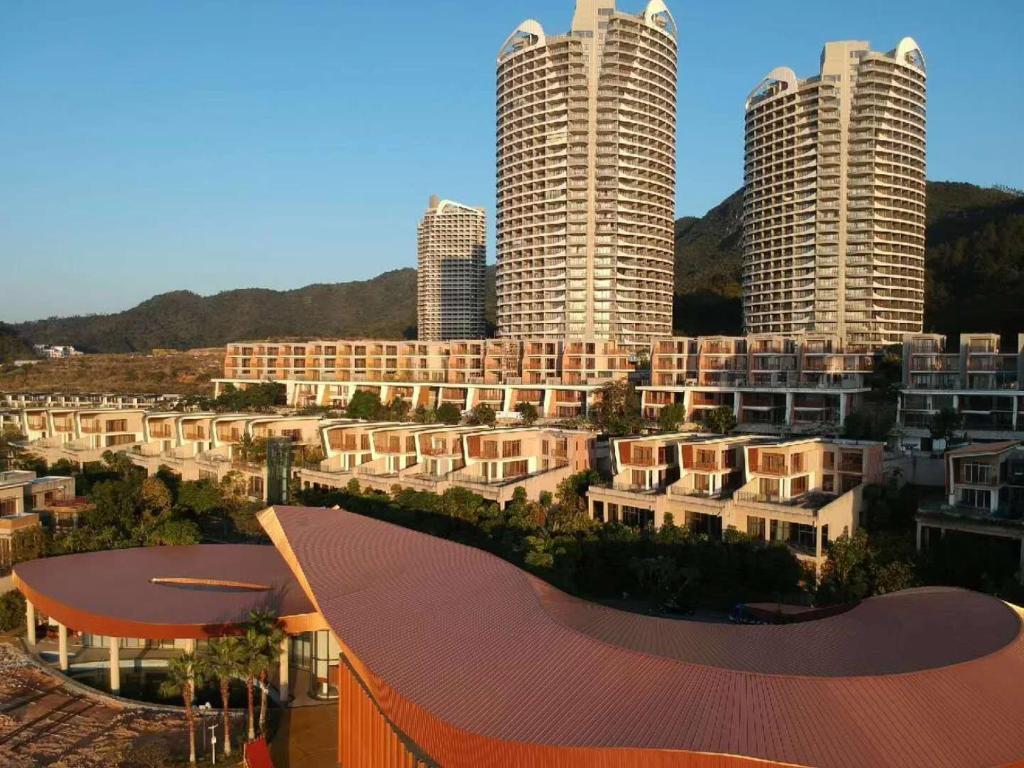tingtingwuyuntian_巽寮湾屿海云天假日酒店公寓 (xunliao bay yuhai yuntian holiday