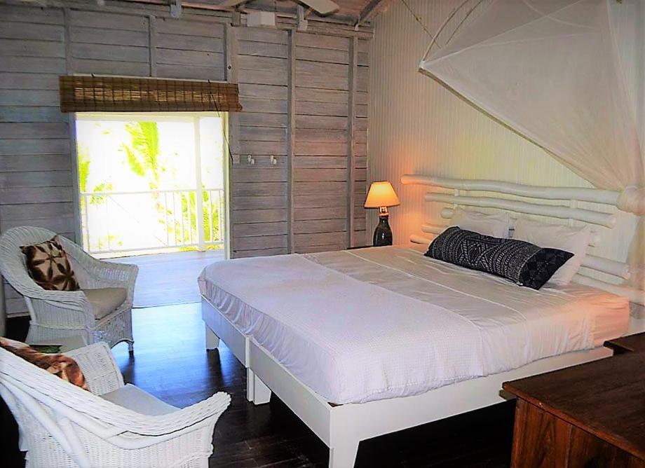 Standard Double or Twin Room with Sea View ECO Lifestyle and Lodge
