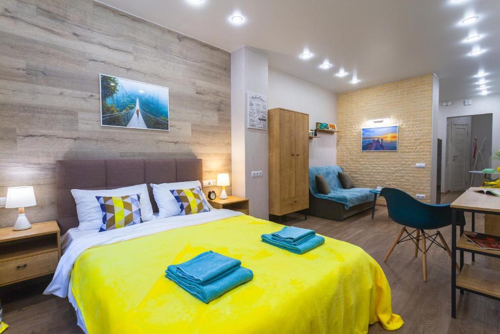 Graf Orlov. Comfort Apartments