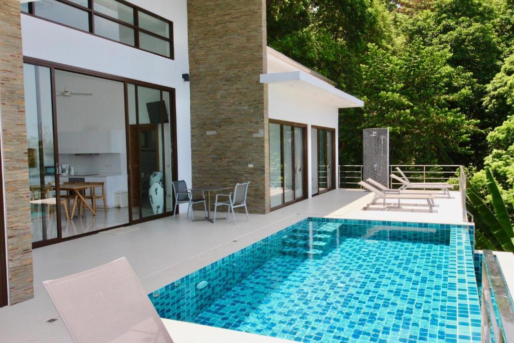 Villa avec magnifique vue