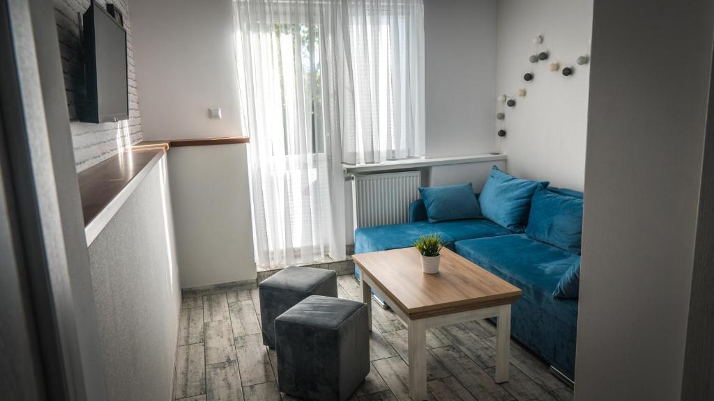 noclegi Mielno Apartament 4 osobowy