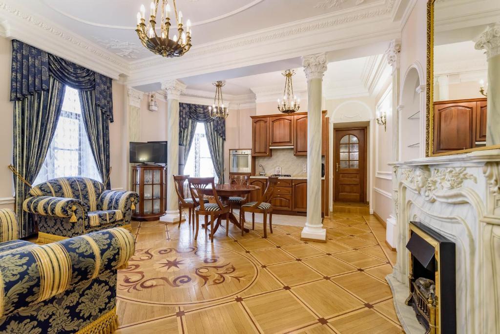 hth24 apartments Italyanskaya 29/14